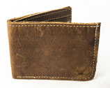 Wallet dark brown