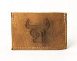 Card Wallet cognac-brown