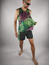 "Running Singlet ""Welcome to the jungle"""