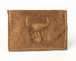 Card Wallet hate nut brown