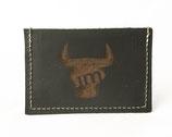 Card Wallet dark brown