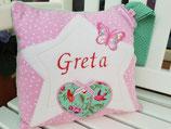 """Kissen """"Greta"""""""