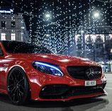 Mercedes W205 Scheinwerfer