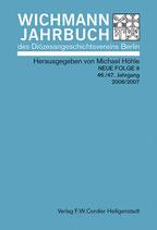 Wichmann-Jahrbuch des Diözesangeschichtsvereins Berlin