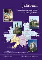 Jahrbuch für mitteldeutsche Kirchen- und Ordensgeschichte • 11. Jahrgang 2015