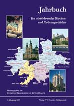 Jahrbuch für mitteldeutsche Kirchen- und Ordensgeschichte • 3. Jahrgang 2007