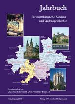 Jahrbuch für mitteldeutsche Kirchen- und Ordensgeschichte • 12. Jahrgang 2016