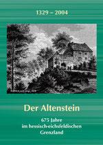 Der Altenstein im hessisch-eichsfeldischen Grenzland