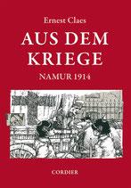 Ernest Claes – Aus dem Kriege. Namur 1914