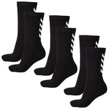 fundamental 3-pack sock - schwarz