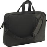 hml lifestyle laptop shoulder bag - schwarz