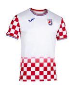 offizielles handball trikot kroatien - weiß