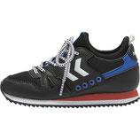 hml marathona sock jr - schwarz/blau