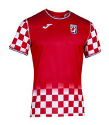 offizielles handball trikot kroatien - rot