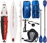 "BRUNELLI 12.6 "" 381 cm TOURING Board"