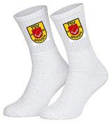 TSV Sportsocken Weiß mit Logo