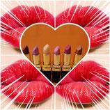 laRiSavon Lippenstifte färbig