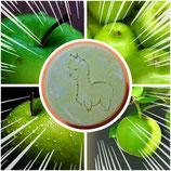"""Alpakakeratin Seife Seifenköche """"Apfel"""""""