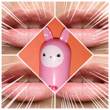 Lippenstift Alpakakopf rosé Schimmer