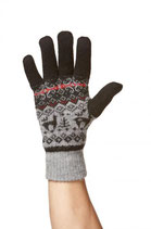 Anden vientos Finger Handschuhe für Damen und Herren