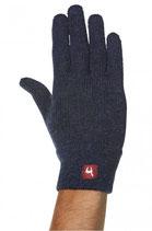 Uni Alpaka Fingerhandschuhe