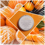"Vegane Deocreme ohne Aluminium ""Mandarinenblüte"" mit ätherischem Öl"