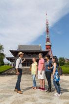 9月25日(火)増上寺散策ツアー・増上寺と江戸のまちづくり講義