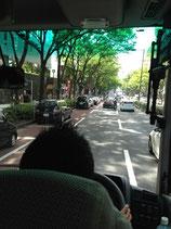 都内ぐるぐるバスガイディング講習会 8月26日