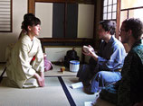 2019年秋期 国際茶道塾・初級前期  (午後)