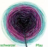 Schwarzer Pfau