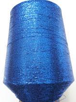 Lurex blau