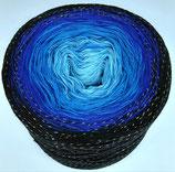 Edelsteinchen dunkel/blau