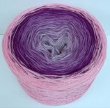 Edelsteinchen rosa/lila