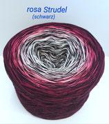 Strudel rosa-        schwarz