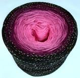 Edelsteinchen dunkel/pink