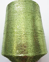 Lurex apfelgrün
