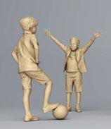 Den hältst du nie! (F-207), 3D-Druck-Figuren, unbemalt, 1:45