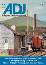 ADJ-Magazin : Abonnement für 3 Hefte