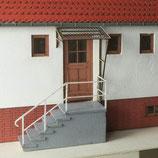 Zurüstbausätze für Wohnhaus
