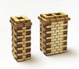 Schornsteine für Wohnhaus