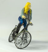 Linda mit Fahrrad, 1:45