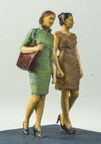 Petra + Melanie, Figuren 1:32