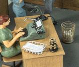 Im Büro, Zubehör, 3D-Druck, 1:45