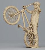 Mein neues cooles Fahrrad, 3D-Druck-Figur, unbemalt, 1:45
