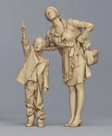 Mama, da! (F-317), 3D-Druck-Figuren, unbemalt, 1:45