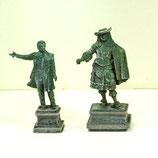 Denkmal-Set »Fürst« und »Dichter«, 3D-Druck, 1:87