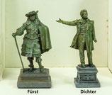 Denkmal »Fürst« oder »Dichter«, 3D-Druck, 1:45