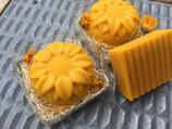 Honigseife mit Ringelblumen / Saponetta al miele con calendula