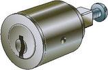 Möbelzylinder Typ 1057, mit 2 Schlüssel KABA-8