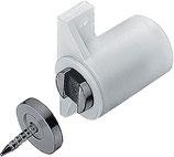 Magnetschnäpper Compact, weiss